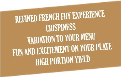 Refined French Fries