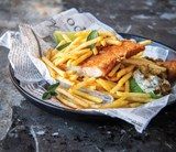 Fish&Chips Super Fine Cut 5Mm