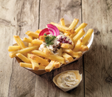 Fries With Truffle Majo