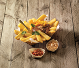 Satay Fries